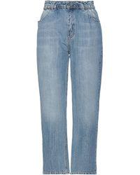 Berna Pantaloni jeans - Blu