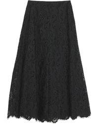 Jucca Long Skirt - Black