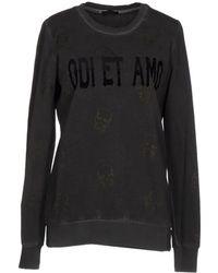Odi Et Amo - Sweatshirt - Lyst