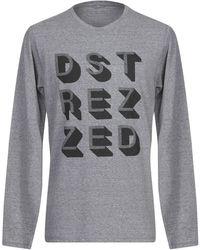 Dstrezzed T-shirt - Grigio