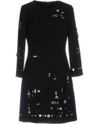 Marc Jacobs Short Dress - Black