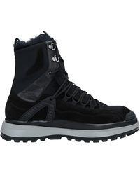 Giorgio Armani Ankle Boots - Black