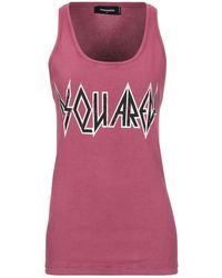 DSquared² Tank Top - Pink