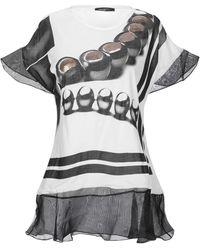 Pianurastudio - T-shirts - Lyst