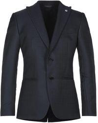 Emanuel Ungaro Suit Jacket - Blue