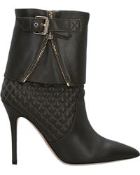 Brian Atwood Ankle Boots - Brown