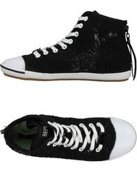 Replay - Lace-up Shoe - Lyst