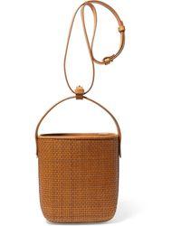 Tl-180 Handbag - Brown