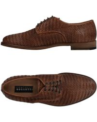 Fratelli Rossetti Lace-up Shoe - Brown