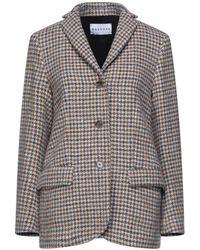 ROSSO35 Suit Jacket - Multicolour