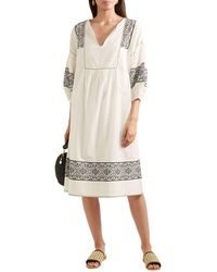 The Great The Lovely Tunic Dress - White