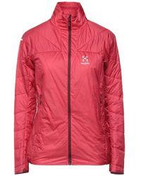 Haglöfs Down Jacket - Red