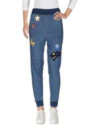 Stella McCartney Pantalone - Blu