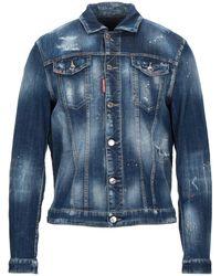 DSquared² Capospalla jeans - Blu