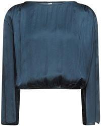 Souvenir Clubbing Bluse - Blau