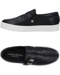 Collection Privée Low-tops & Trainers - Black