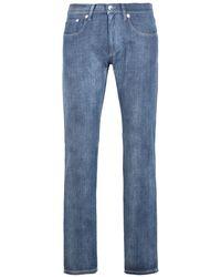Giorgio Armani Pantalon en jean - Bleu