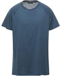 Loro Piana Camiseta - Azul