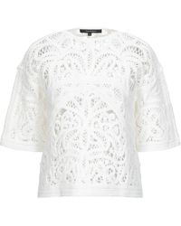 Tara Jarmon Sweater - White