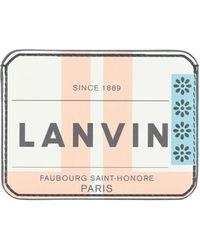 Lanvin Portefeuille - Blanc