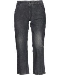 Peuterey Denim Trousers - Black