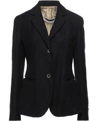 Uma Wang Suit Jacket - Black