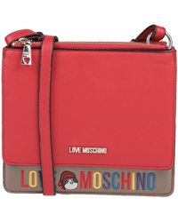 Love Moschino Borse a tracolla - Rosso