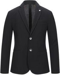 Takeshy Kurosawa Suit Jacket - Black