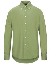 HARDY CROBB'S Shirt - Green