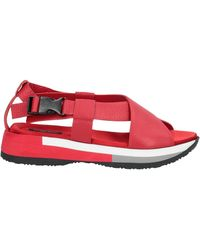Philippe Model Sandals - Red
