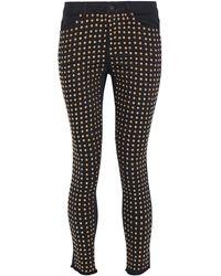 Alice + Olivia Pantaloni jeans - Nero