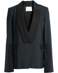 Dion Lee Suit Jacket - Green