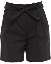 Vila Shorts & Bermuda Shorts - Black