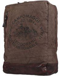 Campomaggi Backpacks & Fanny Packs - Brown