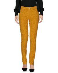 PT Torino Trouser - Yellow