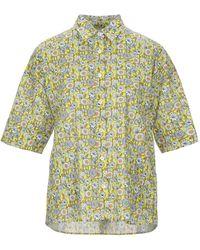 Caliban Shirt - Yellow