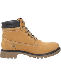 Wrangler Ankle Boots - Brown