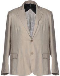 26.7 Twentysixseven Suit Jacket - Gray
