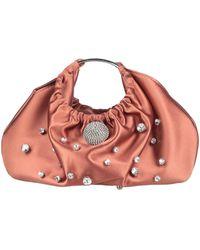 Gedebe Handbag - Brown