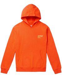 Affix Sweatshirt - Orange
