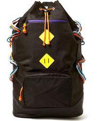 TOPMAN Backpacks & Fanny Packs - Black