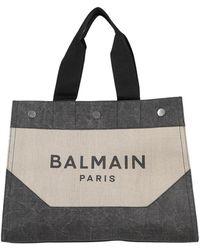 Balmain Handbag - Natural