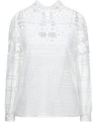 Maje Blusa - Bianco