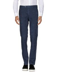 Roda Casual Trousers - Blue