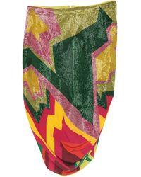 Tom Ford Mini-jupe - Multicolore