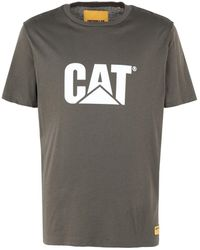Caterpillar T-shirt - Grey