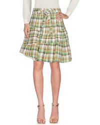 Mauro Grifoni - Knee Length Skirt - Lyst