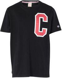 Champion T-shirt - Nero