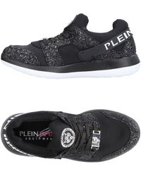 Philipp Plein Low-tops & Sneakers - Black