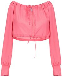 ME FUI Blouse - Pink